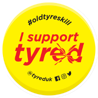 We Support Tyred